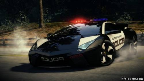 скриншоты Need for Speed Hot Pursuit