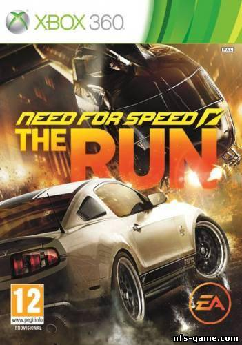 Cкачать Need For Speed The Run для XBOX 360