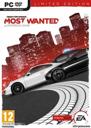 Скачать Need for Speed: Most Wanted 2012 для PC
