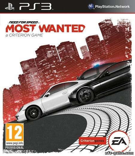 Скачать Need for Speed: Most Wanted 2012 для PS3